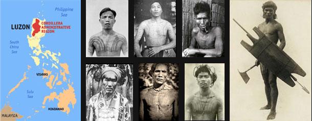 Ink cebu brief history on filipino tattoo traditions for Philippine island tattoo